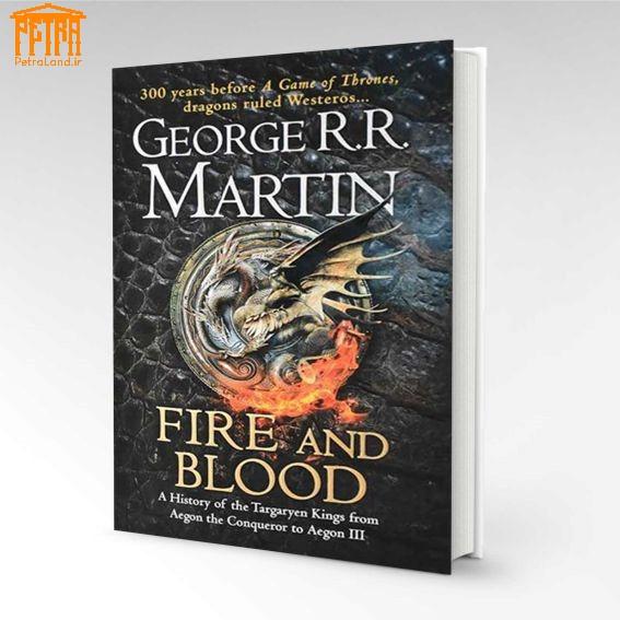 کتاب Fire and Blood