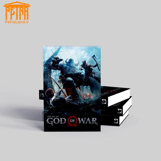 آرت بوک رسمی بازی God Of War