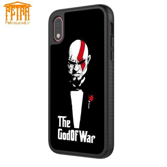 قاب موبایل بازی god of war 2