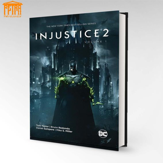 کامیک Injustice 2: Vol 1
