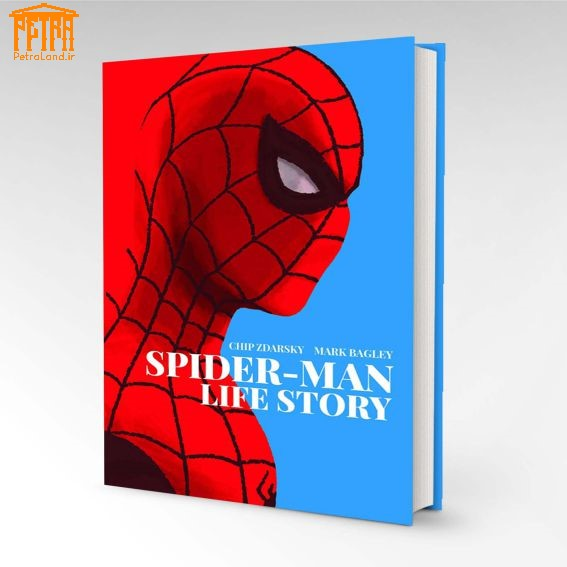 کامیک Spider-Man life story
