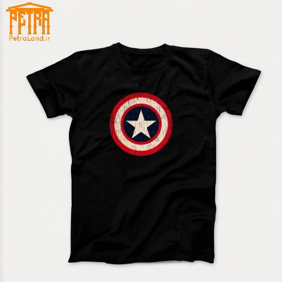 تیشرت کاپیتان امریکا 5