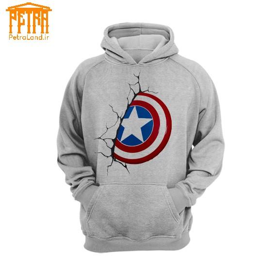هودی کاپیتان آمریکا 12