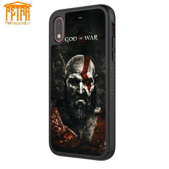 قاب موبایل بازی god of war 8
