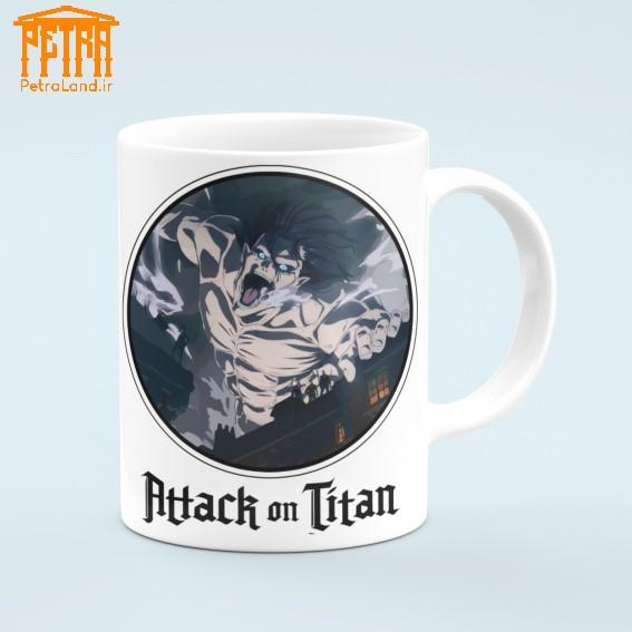 ماگ انیمه Attack on Titan (10)